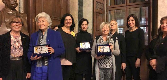 La Guida - Donne premiate per il loro impegno nel volontariato sanitario