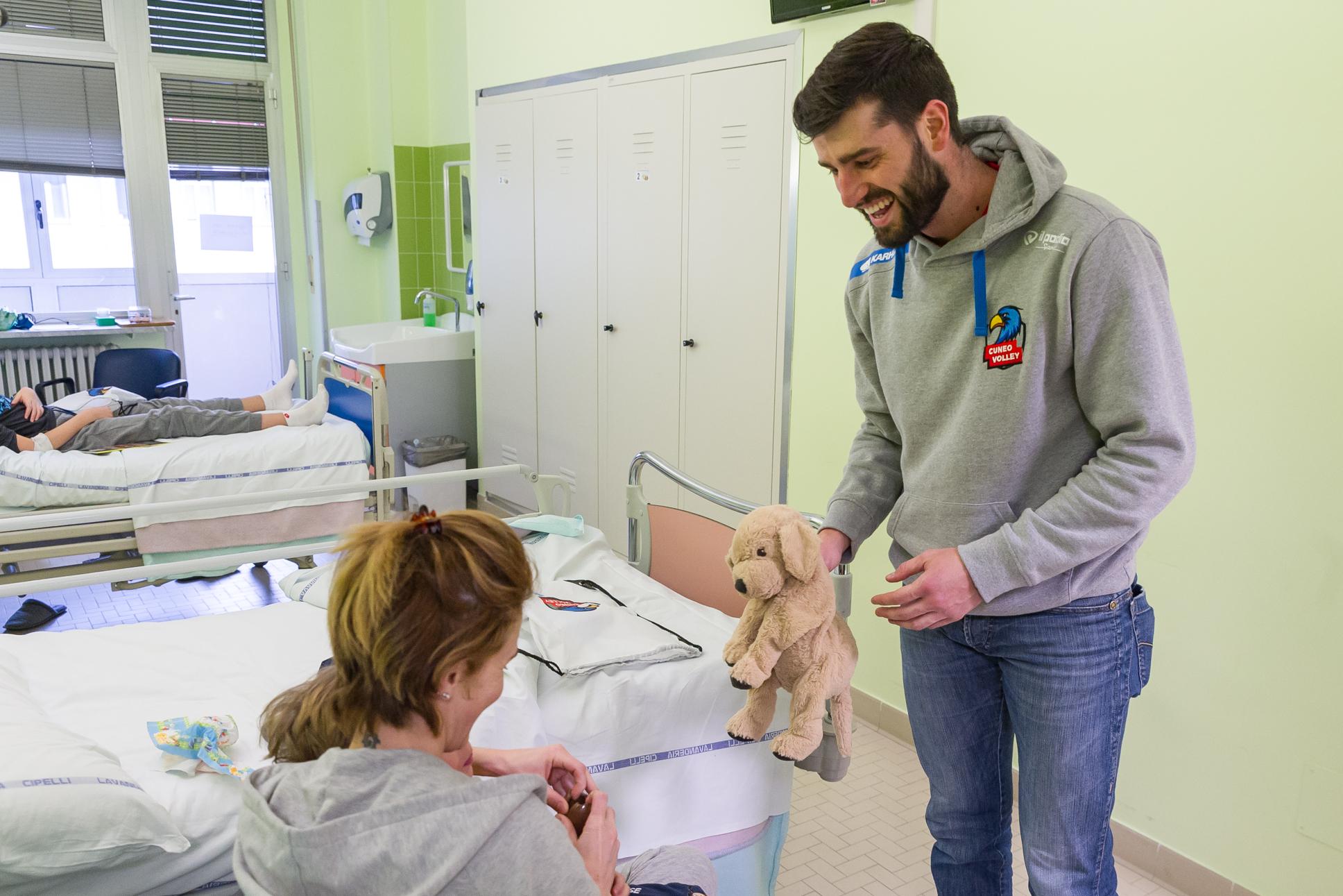 Visita in pediatria