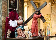 La Guida - In Cattedrale si può ammirare il Cristo porta croce