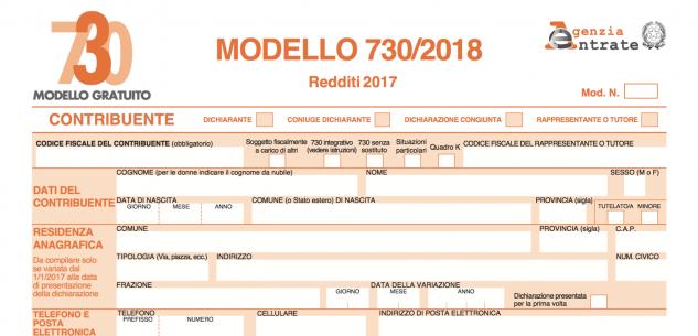 La Guida - Modelli 730 gratuiti per la dichiarazione dei redditi