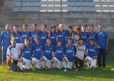 La Guida - Pedona 2003 campione provinciale, Centallo salvo