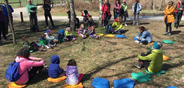 La Guida - Successo di partecipanti per il Trekking di Pasquetta al Parco fluviale