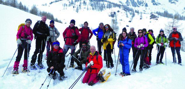 La Guida - Due escursioni con le racchette da neve