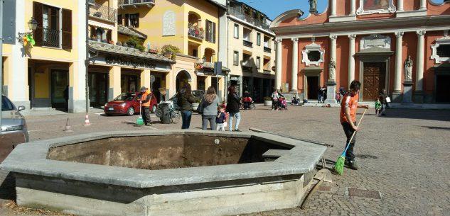 La Guida - Boves, piazza dell'Olmo orfana del suo albero