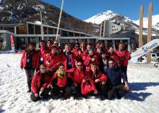 La Guida - Amicosport colora d'allegria la neve di Bardonecchia