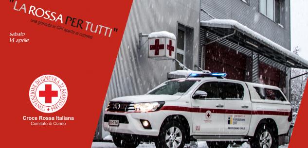 La Guida - Sabato 14 aprile la Croce Rossa di Cuneo apre le porte ai cittadini