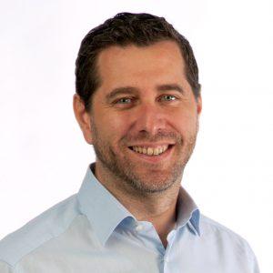 Davide Sordella, sindaco di Fossano
