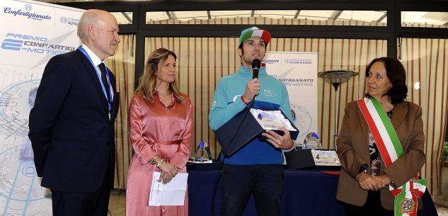 La Guida - Premio a Roma per Luca Filippi, pilota di Formula E