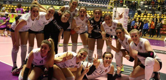 La Guida - Le ragazze di Cuneo vincono a Collegno: è semifinale