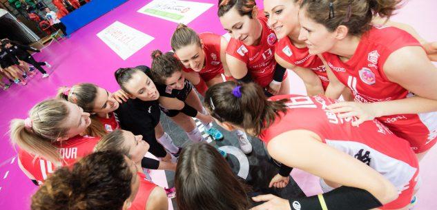 La Guida - Il 25 aprile la semifinale playoff per le ragazze di Cuneo