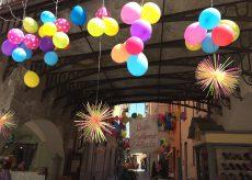 La Guida - Contrada Mondovì festeggia i 16 anni di isola pedonale