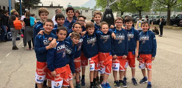 La Guida - Gli Aquilotti della Grandabasket al torneo Città di Collegno