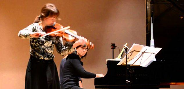 La Guida - Concerto per violino e pianoforte in Conservatorio
