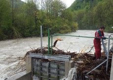 La Guida - La pioggia continua a far paura, monitorati i fiumi