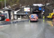 La Guida - Maltempo: situazione meno grave, fiumi monitorati, Tenda ko