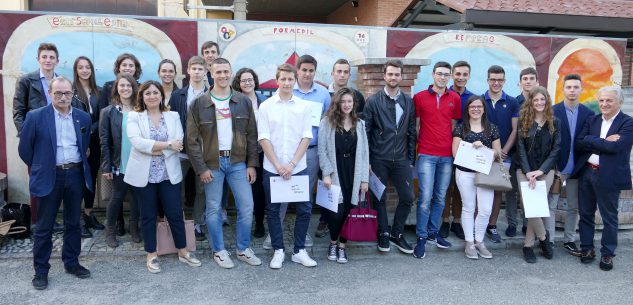 La Guida - Premiati 28 studenti cuneesi