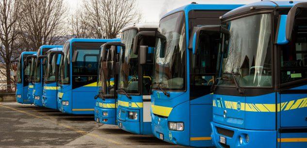 La Guida - Nuovi orari e percorsi per i bus da Cuneo a Dronero e Mondovì