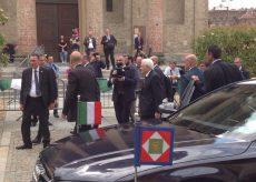 La Guida - Mattarella omaggia Luigi Einaudi