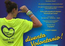 La Guida - Illuminata, aperta la campagna di reclutamento volontari