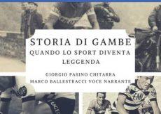 """La Guida - """"Storia di gambe"""", il racconto dello sport a Open Baladin Cuneo"""