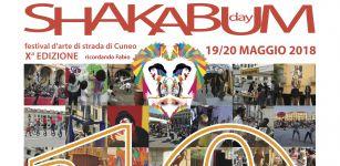 "La Guida - Cuneo celebra lo ""Shakabum Day"""