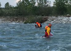 La Guida - Salvata una donna caduta nel torrente Gesso