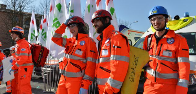 La Guida - Open Day del Soccorso a Mondovì