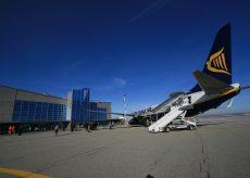La Guida - Levaldigi, esercitazione e simulazione di incidente aereo