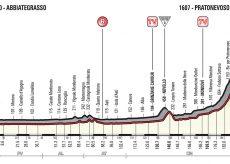 La Guida - Il Giro d'Italia sulle strade della Granda