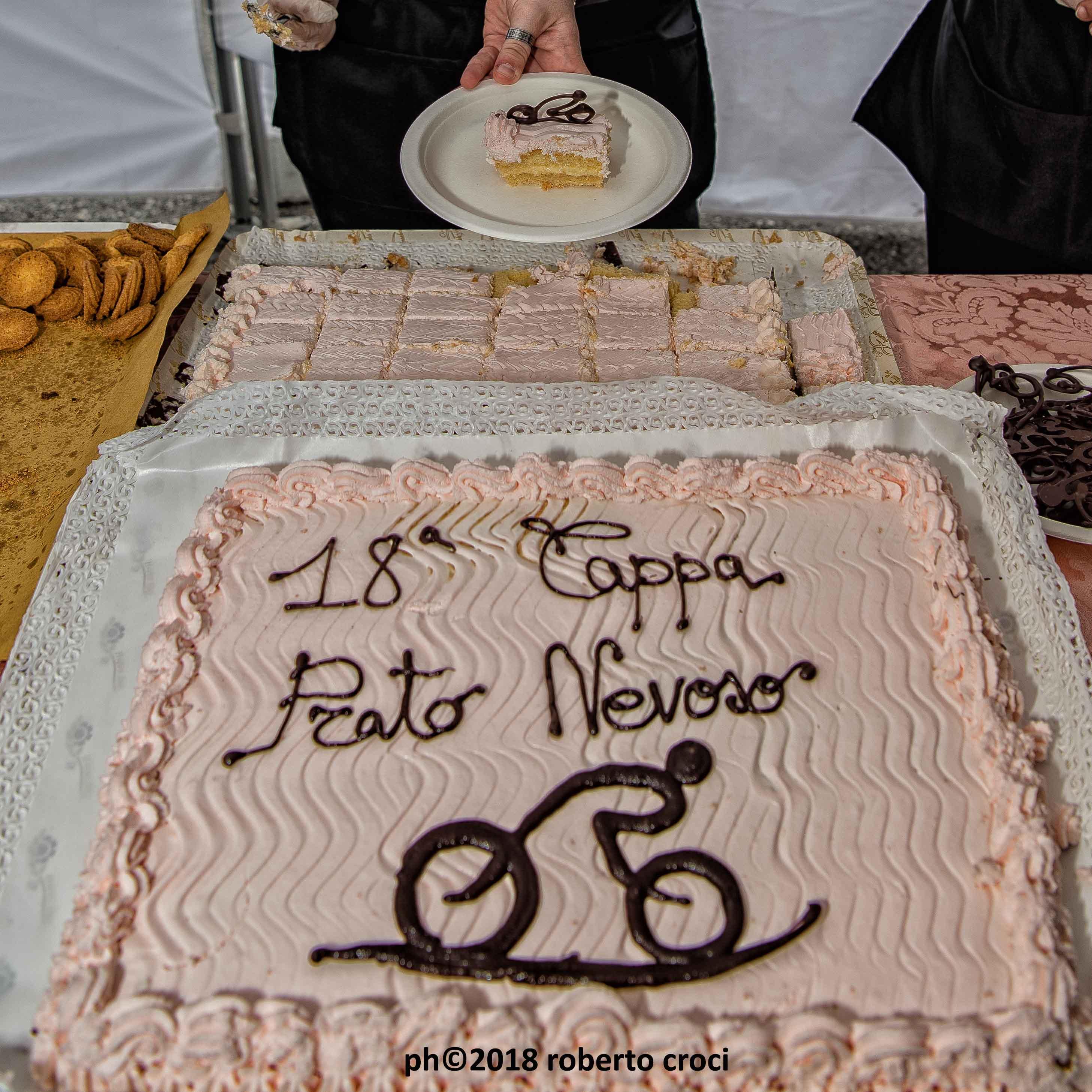Torta rosa Giro d'Italia sapori monregalesi