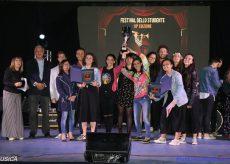 """La Guida - Il Liceo """"De Amicis"""" si aggiudica il Festival dello studente"""