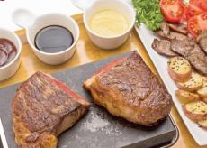 La Guida - Al ristorante Oh Cuntacc arriva la carne cotta su pietra