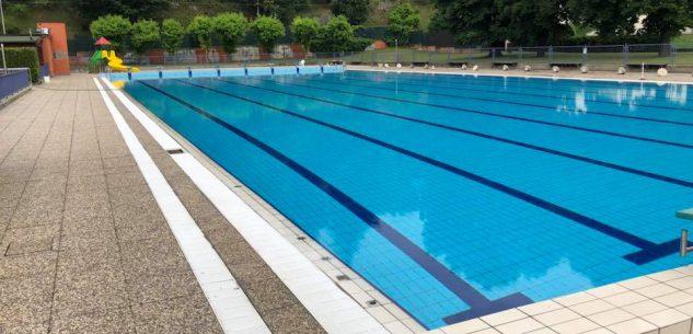 La Guida - La piscina scoperta apre il 3 giugno (meteo permettendo)
