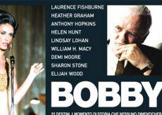 La Guida - Martedì 5 in via Roma film all'aperto su Bob Kennedy