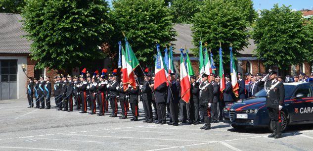 La Guida - Si celebra il 204° anno di fondazione dell'Arma dei Carabinieri