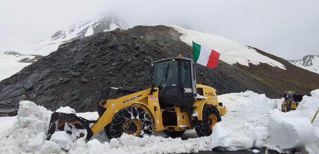 La Guida - Colle dell'Agnello, liberato il lato italiano