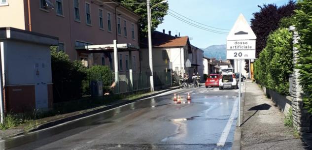 La Guida - Tubatura rotta, Roata Rossi senza acqua