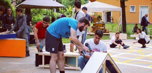 """La Guida - Il """"gioco urbano"""" e il parco giochi in Cuneo nuova"""