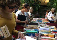 La Guida - Il mercatino dei libri che la biblioteca non usa più