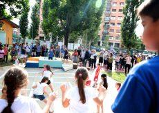 """La Guida - Inaugurato il nuovo """"gioco urbano"""" in Cuneo nuova"""