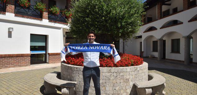 La Guida - William Viali lascia Cuneo e va al Novara