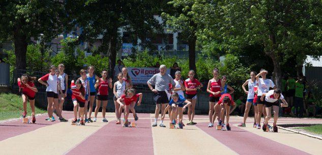 La Guida - Meeting Walter Merlo al campo d'atletica (fotogallery)