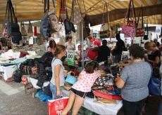 La Guida - Domenica il mercato in corso Nizza alta
