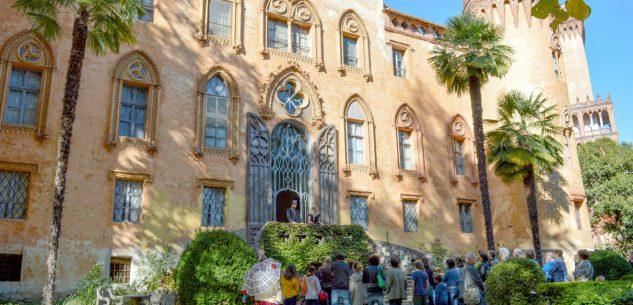 La Guida - Domenica 17 apre il castello del Roccolo a Busca