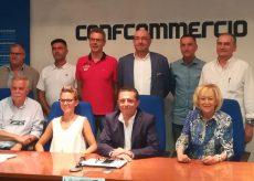 La Guida - Luca Chiapella confermato presidente di Confcommercio