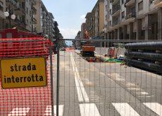 La Guida - Si chiude l'incrocio tra corso Nizza e corso Galileo Ferraris