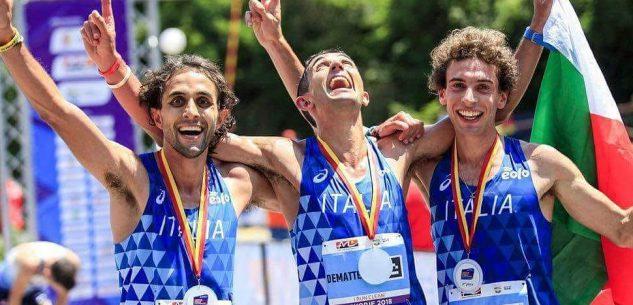 La Guida - Oro e bronzo europeo per Bernard e Martin Dematteis