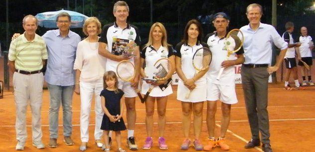 La Guida - I vincitori dell'11° torneo Tennis Retrò