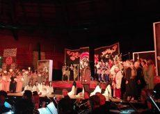 La Guida - Grande successo per la Turandot