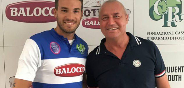 La Guida - Marco Cristini saluta Cuneo e va al Fossano